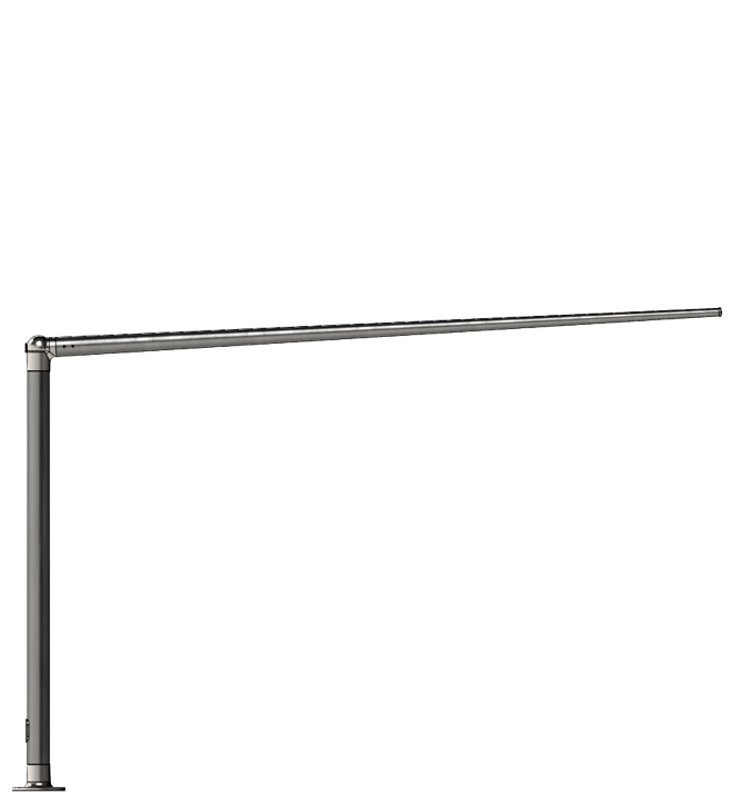 MonoCast Single Arm No Luminaire